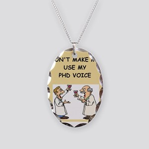 phd Necklace